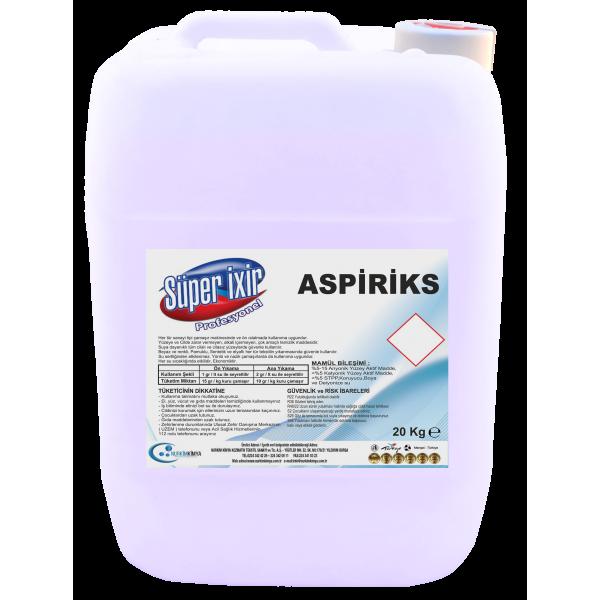 Süper İxir Aspiriks 20 kg